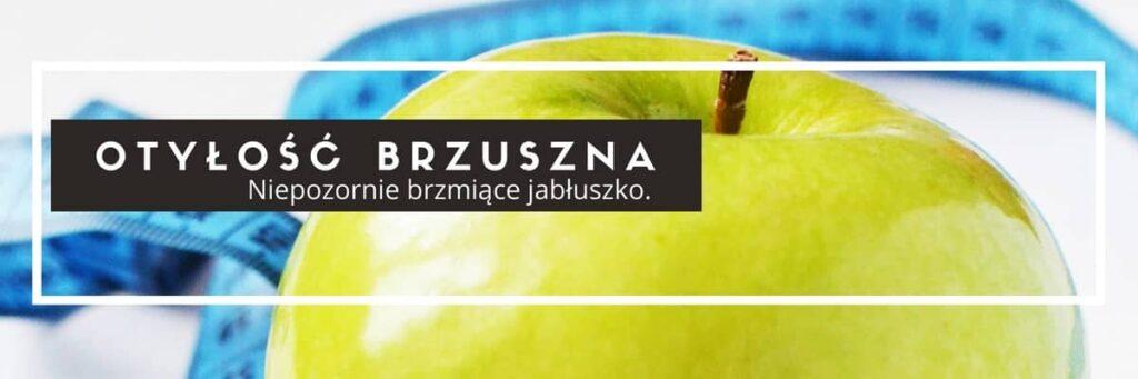 otyłość brzuszna typu jabłko skuteczna dieta 7 zasad