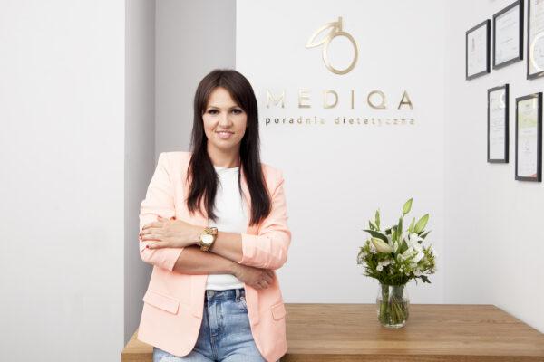 MEDIQA mgr Weronika Domańska Leśniak opieka miesięczna